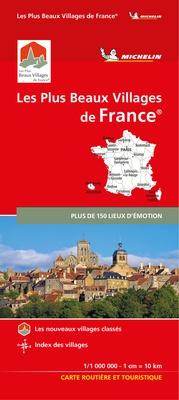 Carte Michelin Les Plus Beaux Villages de France®