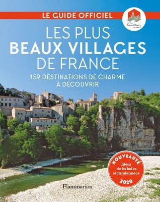 """Guide Flammarion """"Les Plus Beaux Villages de France"""" (Fr)"""
