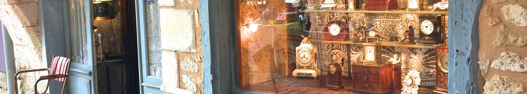 Horlogerie à Monpazier