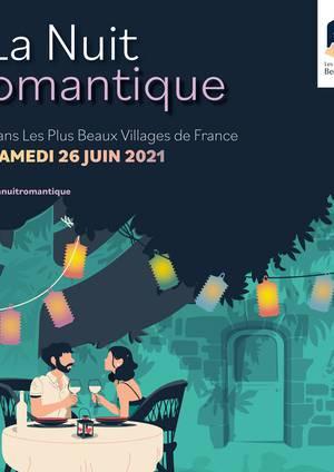 26 juin : La Nuit Romantique dans Les Plus Beaux Villages de France