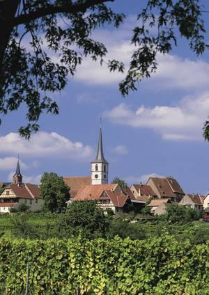 Mittelbergheim accueille la Commission Qualité des Plus Beaux Villages de France
