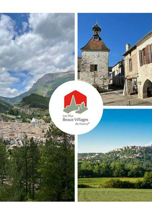 Trois nouveaux venus parmi Les Plus Beaux Villages de France