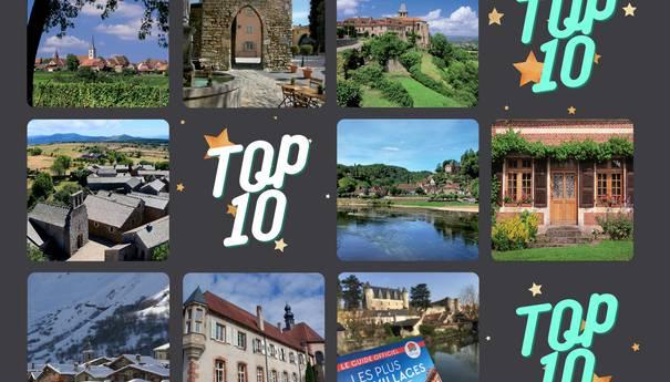 Pourquoi nous ne ferons jamais de top 10 des Plus Beaux Villages de France ;-)