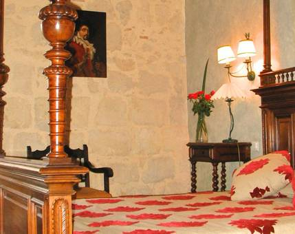 Week-end au château en Gascogne