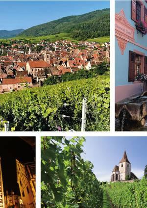 Les Plus Beaux Villages de France réunis en Alsace