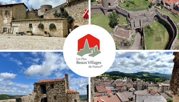 Polignac (43) et Le Malzieu-Ville (48) rejoignent Les Plus Beaux Villages de France !