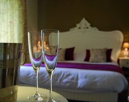 Sélection d'hébergements romantiques