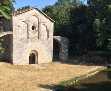 Site et chapelle du Val des Nymphes