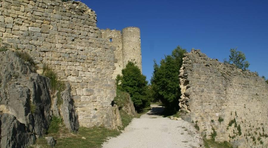 Site du château Sabran-de-Pontevès