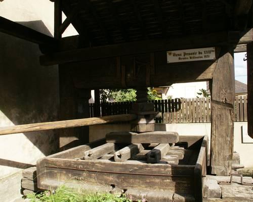 Ancien moulin à huile