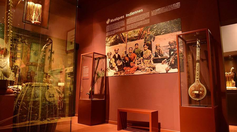 Musée des musiques et instruments de l'Océan indien