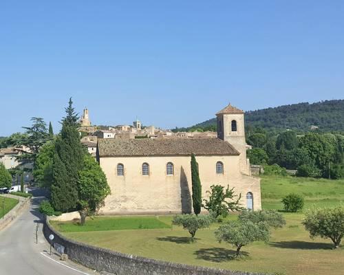 Temple de Lourmarin
