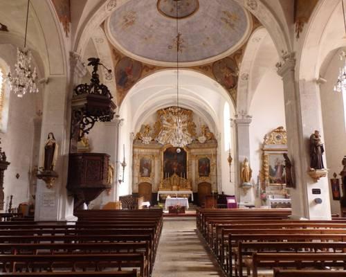 Eglise Saint-Théodule