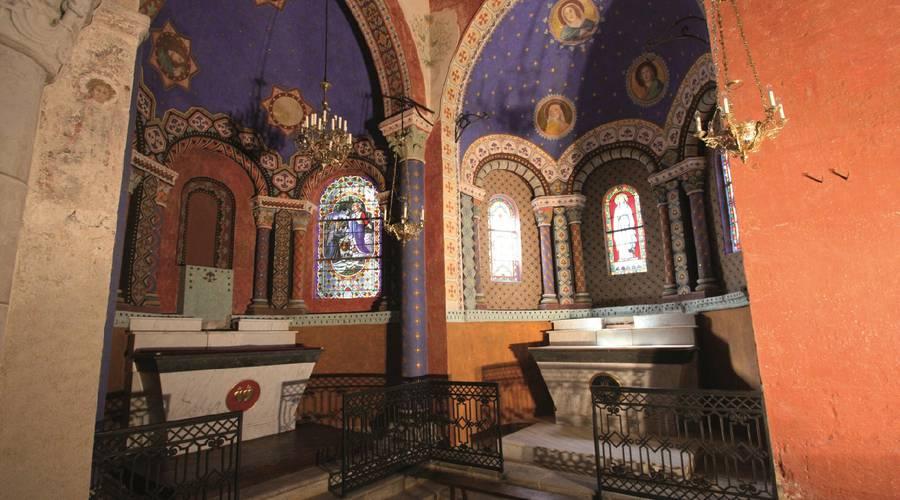 Eglise abbatiale Saint-Pierre et son Trésor