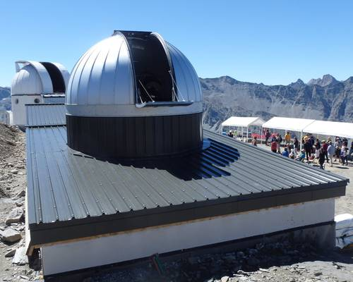 Observatoire astronomique du Pic de Châteaurenard