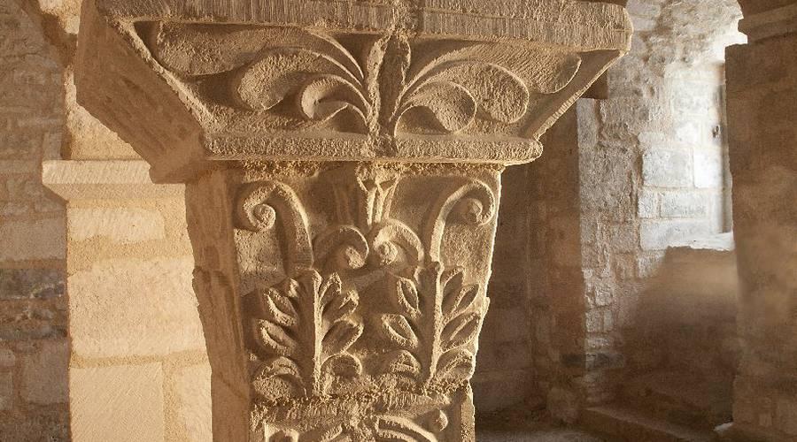 Crypte de l'Abbaye Saint-Pierre