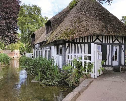 """Parcours du """"plus petit fleuve de France"""""""
