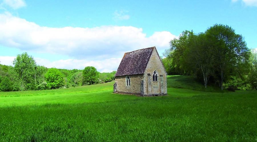 Chapelle du petit Saint-Célerin