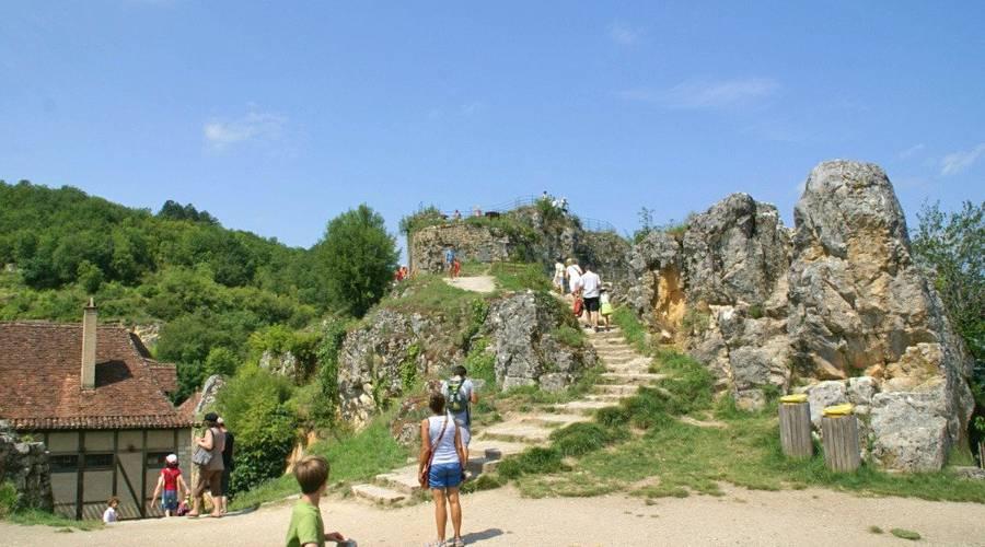 Site du vieux château