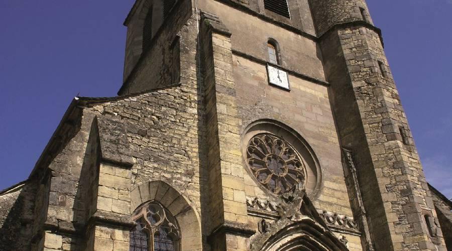 Eglise Saint-Côme-et-Saint-Damien
