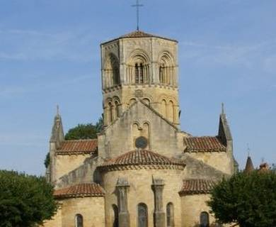 Collégiale Saint-Hilaire