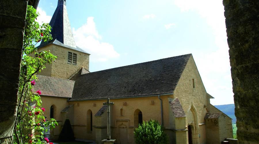 Eglise Saint-Philippe-et-Saint-Jacques