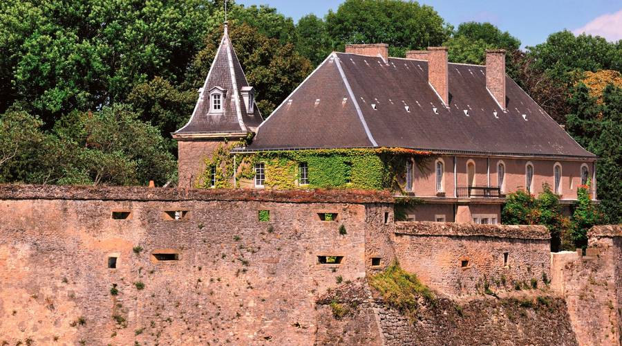 Citadelle de Rodemack