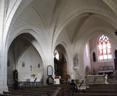 Eglise St-Maurice