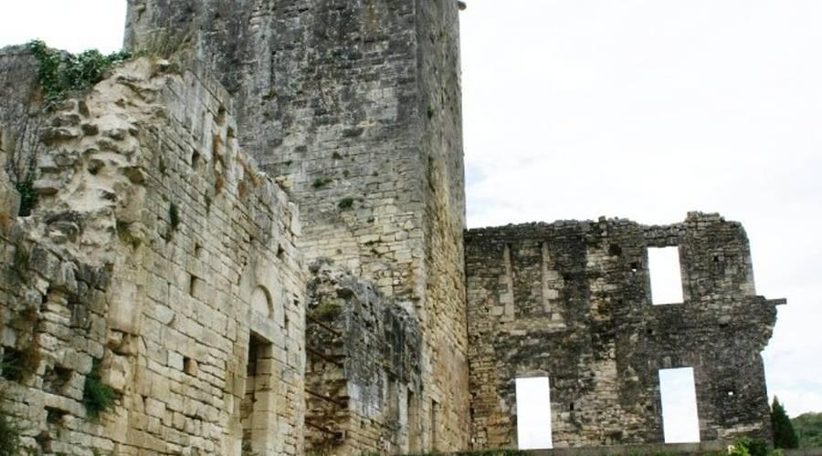 Château de Montclus