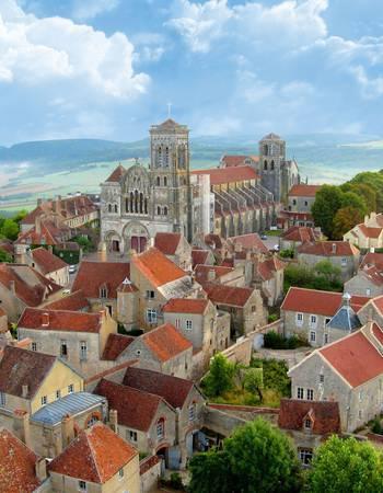 Vézelay image