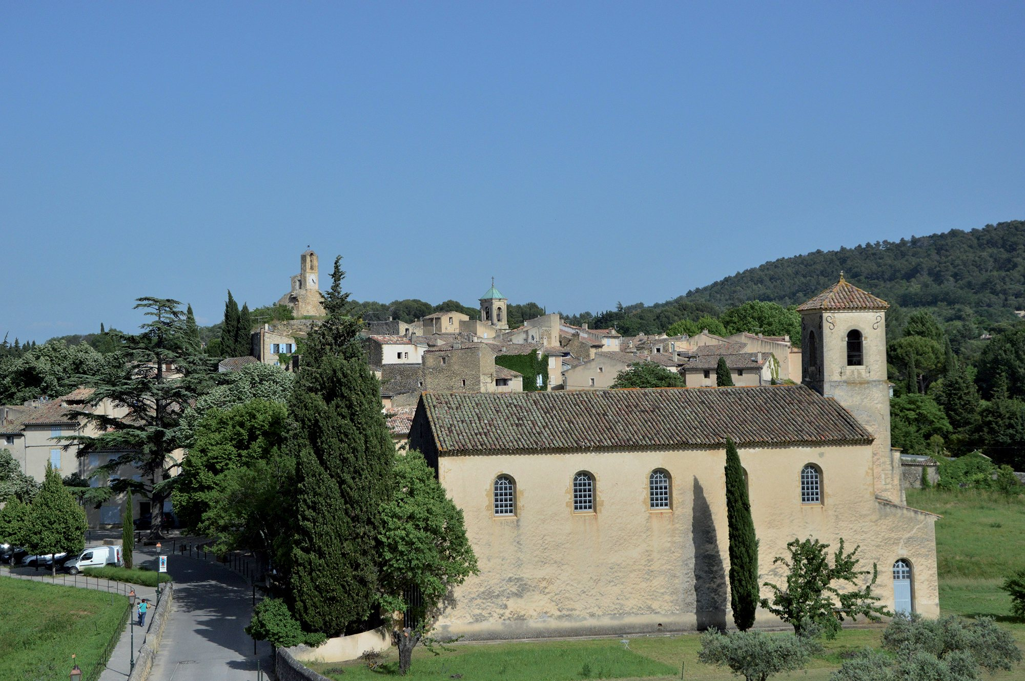 Lourmarin - Office tourisme lourmarin ...