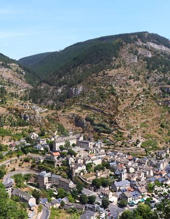 Sainte-Enimie image
