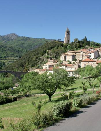 Olargues image