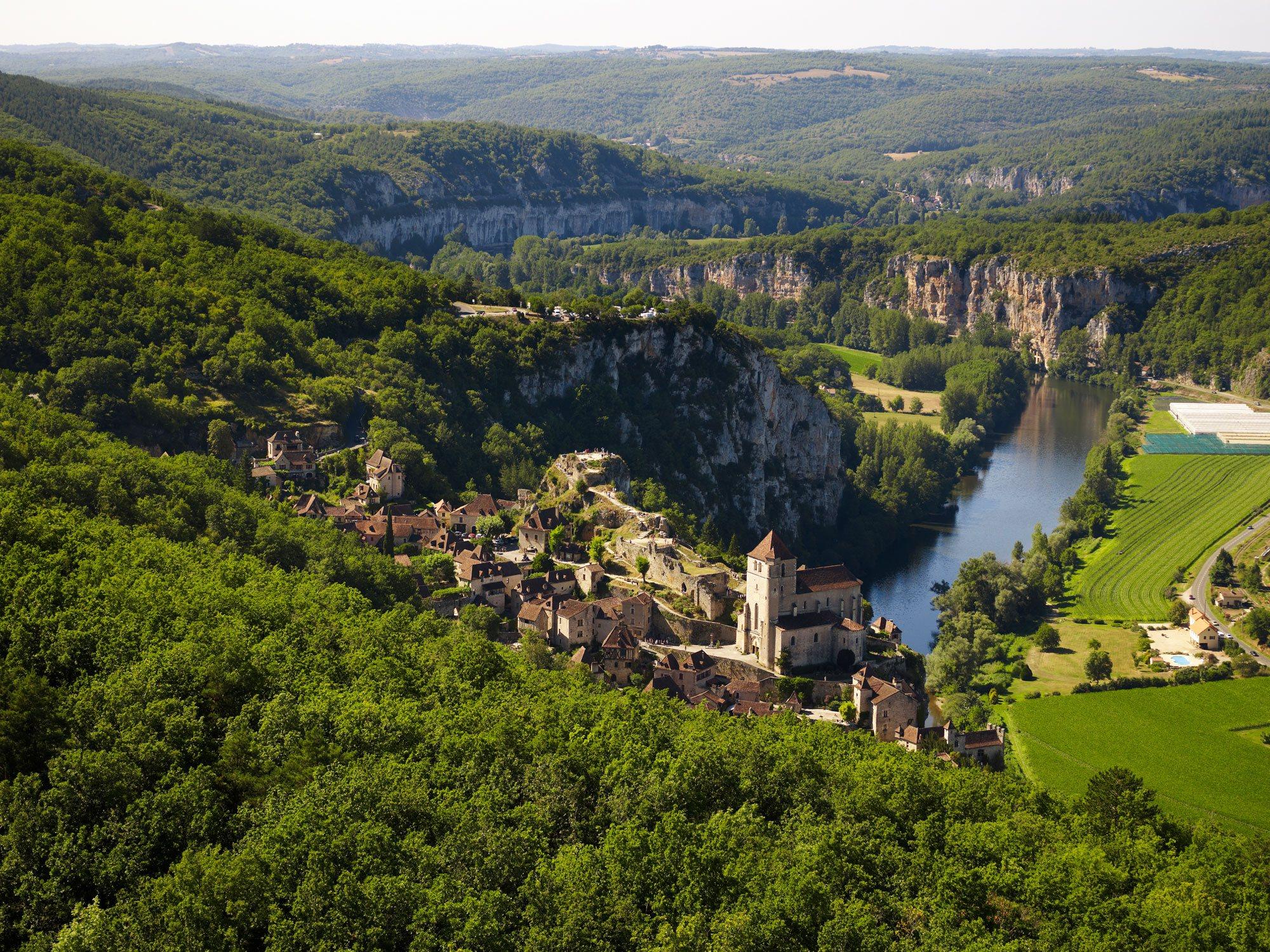Vélorizon itinérante AFV n°9 – du 19 au 27 septembre 2020 Saint-cirq-lapopie-vue-villages-et-paysages