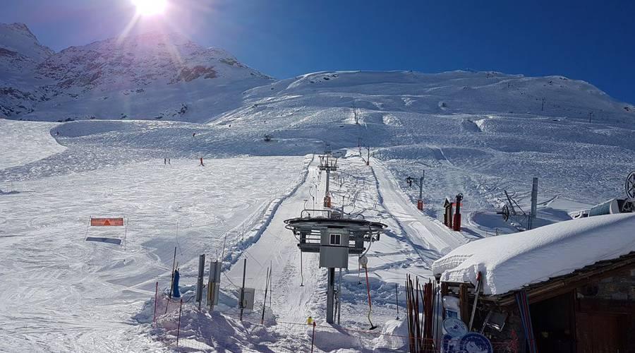 Domaine skiable de Bonneval