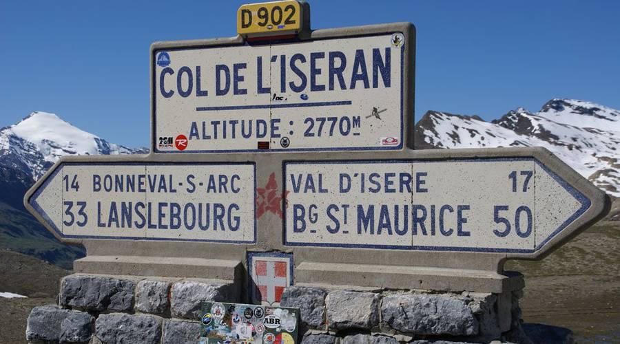 Site du Col de l'Iseran