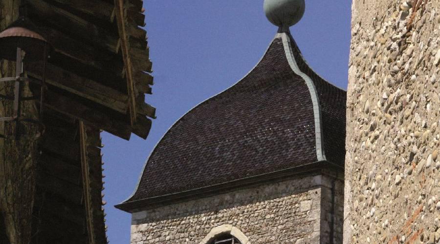 Eglise-forteresse